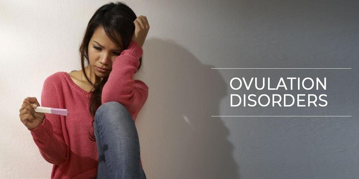 OVULATION-DISORDERS