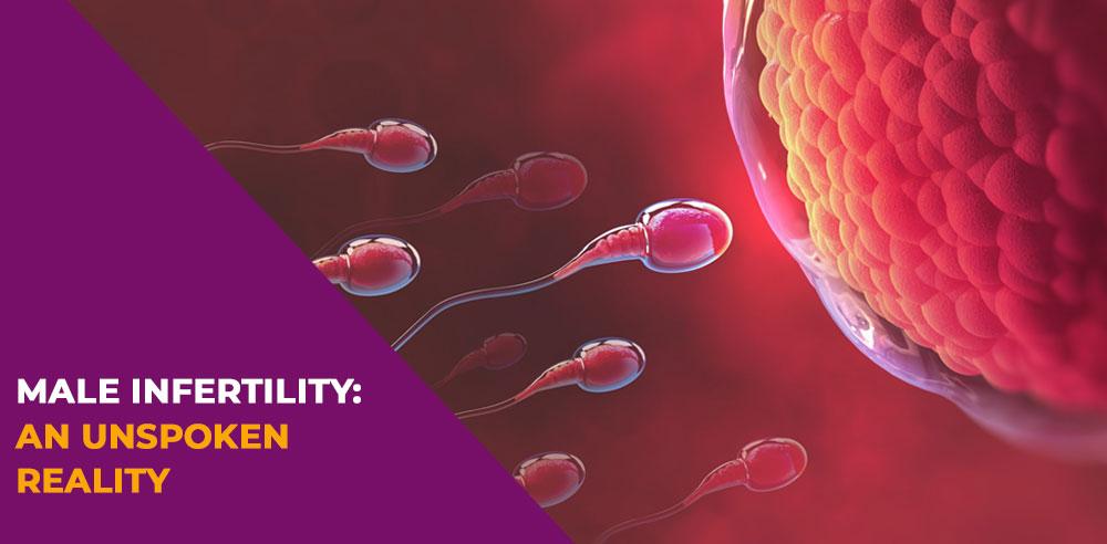 Male Infertility An unspoken reality - Zeeva Fertility